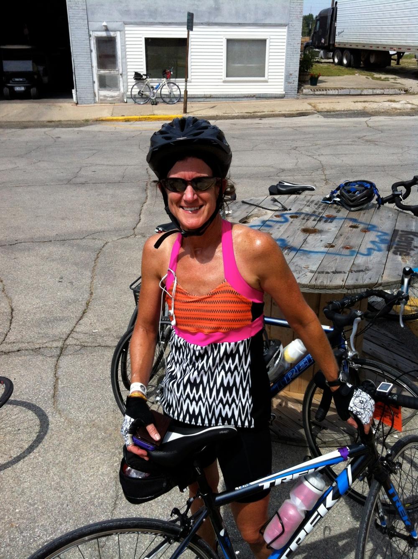 moxie cycling women's jersey cycling ragbrai 2012