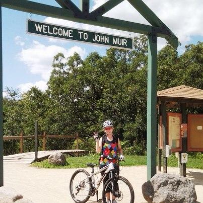 john muir moxie cycling women's cycling jersey