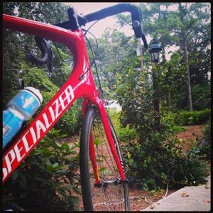Helen's Bike