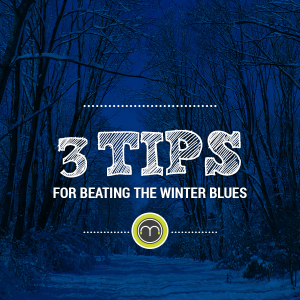 Beat the winter blues - naturally! Here are 3 tips from Moxie Cycling...