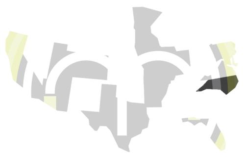 Ambassador Map-North Carolina