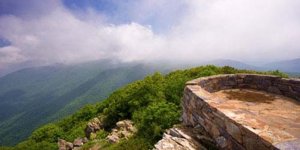 Skyline Drive in Shenandoah National Park boasts fantastic views whether you are riding on four wheels or two.