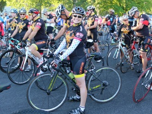 Bike MS Start C4C jamie
