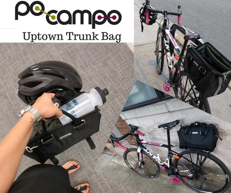 Uptown Trunk Bag